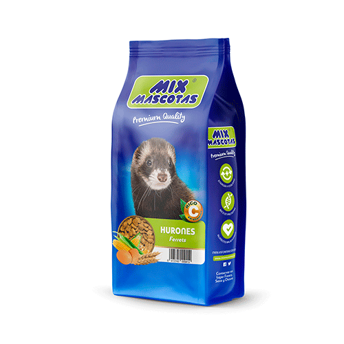 Otros alimentos para animales de compañia